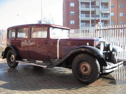 1929 Ansaldo Tipo 22